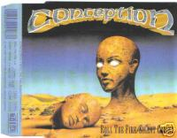 CONCEPTION - Roll The Fire cover