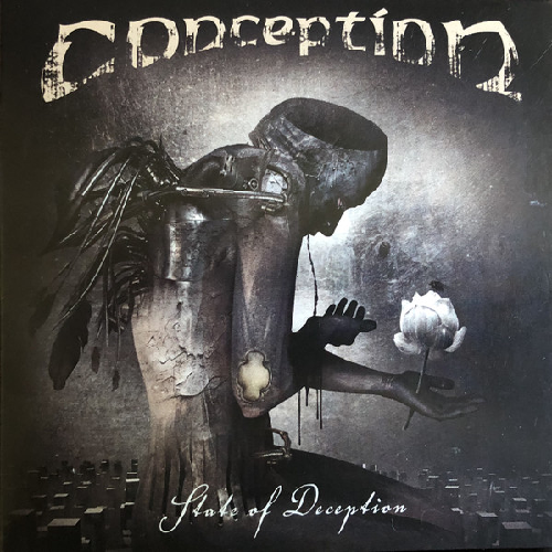 CONCEPTION - State of Deception cover