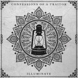CONFESSIONS OF A TRAITOR - Illuminate cover