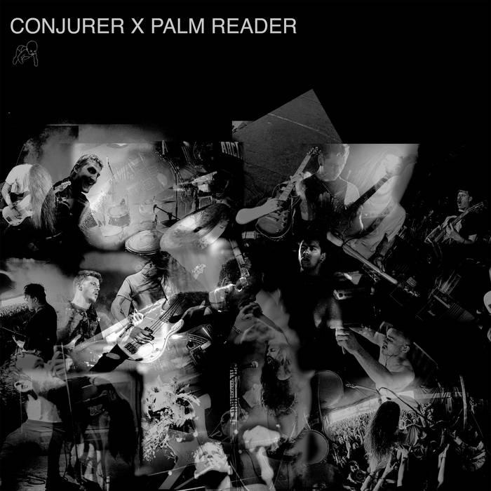 CONJURER - Conjurer x Palm Reader cover