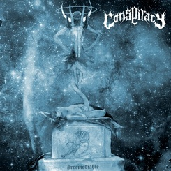 CONSPIRACY - Irremediable cover