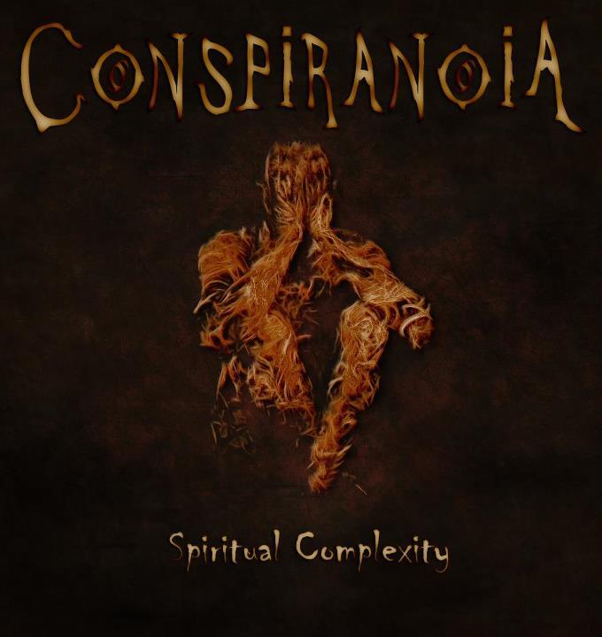 CONSPIRANOIA - Spiritual Complexity cover