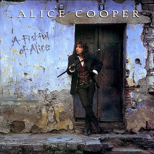 ALICE COOPER - A Fistful Of Alice cover