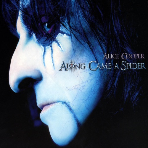 ALICE COOPER - Along Came A Spider cover