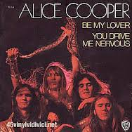 ALICE COOPER - Be My Lover cover
