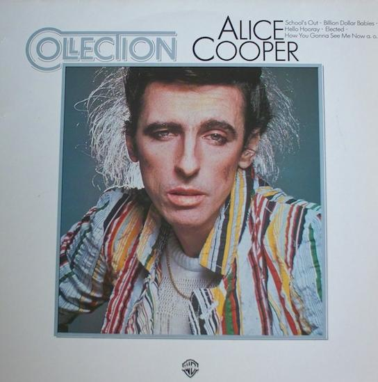 ALICE COOPER - Collection cover
