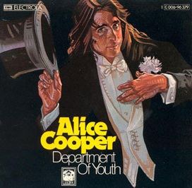 ALICE COOPER - Department Of Youth cover