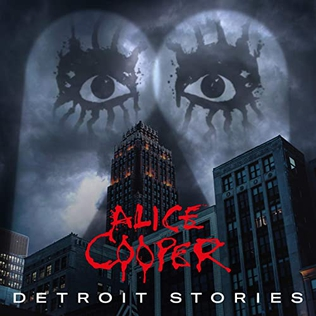 ALICE COOPER - Detroit Stories cover