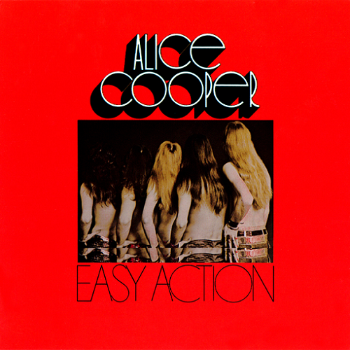 ALICE COOPER - Easy Action cover