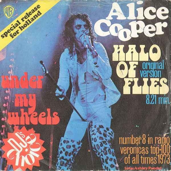 ALICE COOPER - Halo Of Flies cover