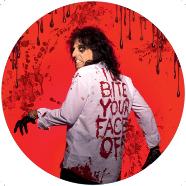 ALICE COOPER - I'll Bite Your Face Off cover