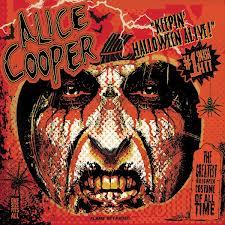 ALICE COOPER - Keepin' Halloween Alive cover