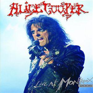 ALICE COOPER - Live At Montreux cover