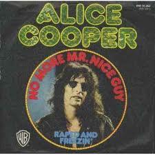ALICE COOPER - No More Mr. Nice Guy cover