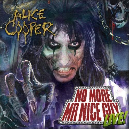 ALICE COOPER - No More Mr Nice Guy: Live! cover