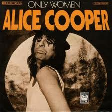 ALICE COOPER - Only Women cover