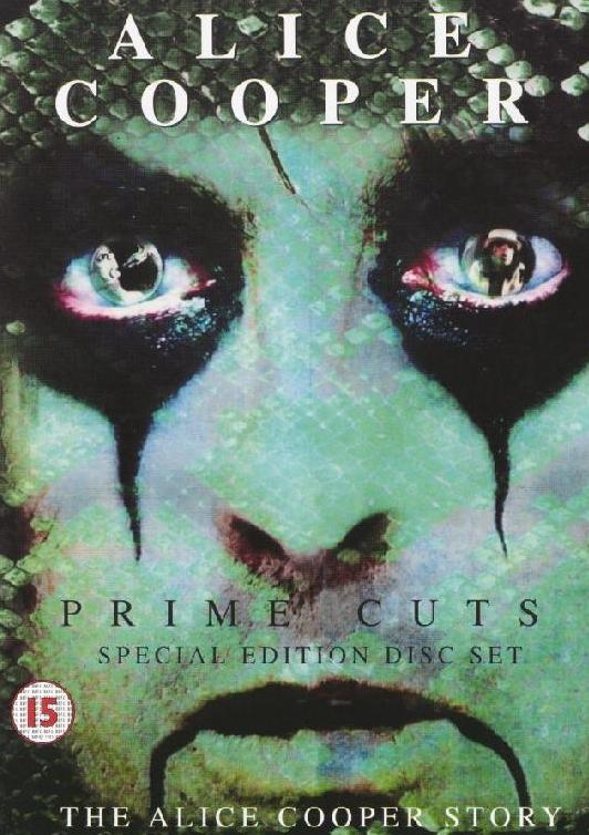 ALICE COOPER - Prime Cuts cover