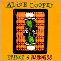 ALICE COOPER - Prince Of Darkness cover