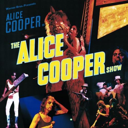 ALICE COOPER - The Alice Cooper Show cover