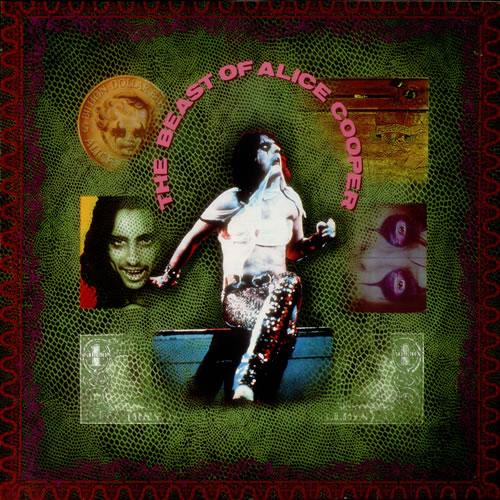 ALICE COOPER - The Beast Of Alice Cooper cover