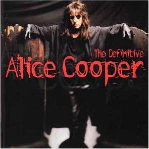 ALICE COOPER - The Definitive Alice Cooper cover