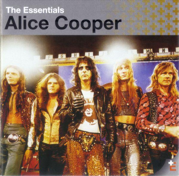 ALICE COOPER - The Essentials cover