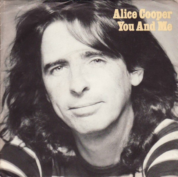 ALICE COOPER - You And Me cover