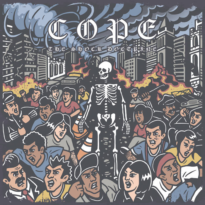 COPE - The Shock Doctrine cover