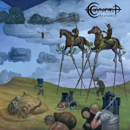 CORMORANT - Diaspora cover
