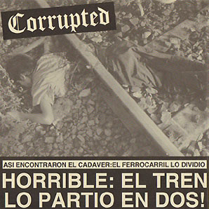 CORRUPTED - Anciano cover