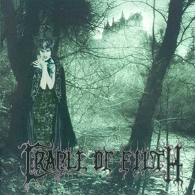 CRADLE OF FILTH - Dusk and Her Embrace cover