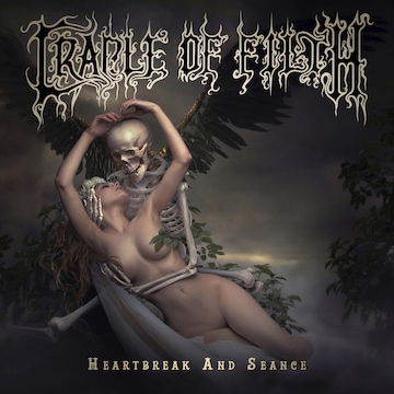 CRADLE OF FILTH - Heartbreak and Seance cover