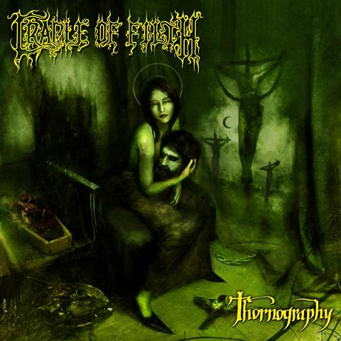 cradle of filth. CRADLE OF FILTH albums