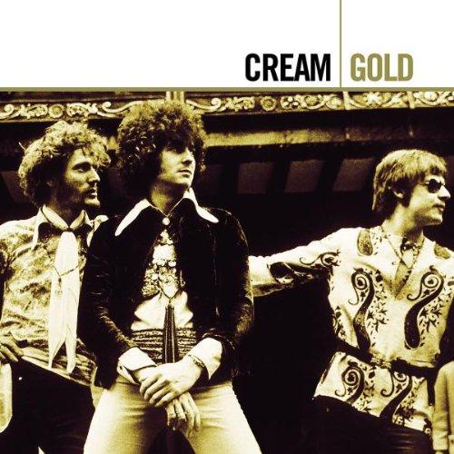 CREAM - Gold cover