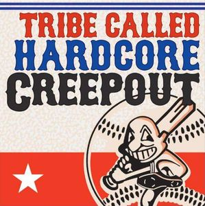 CREEPOUT - Tribe Called Hardcore cover