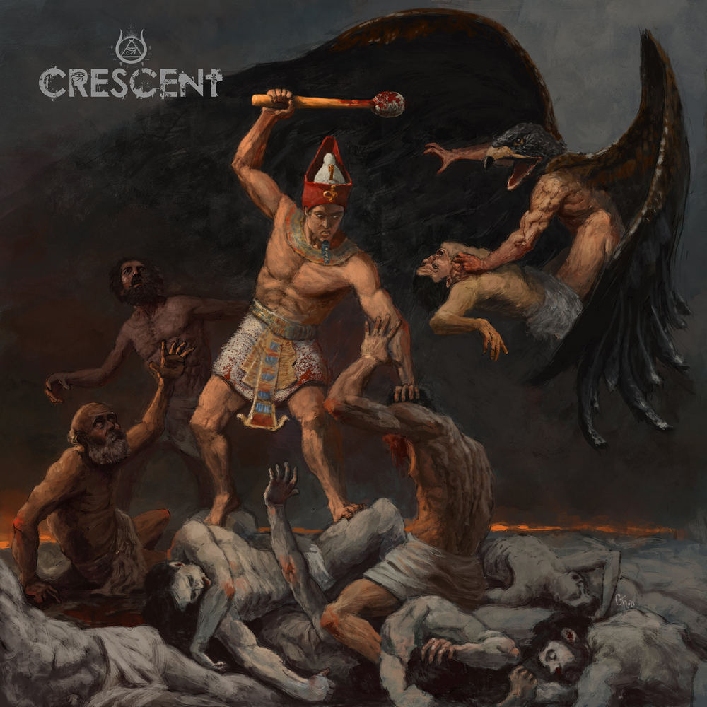 CRESCENT - Carving the Fires of Akhet cover