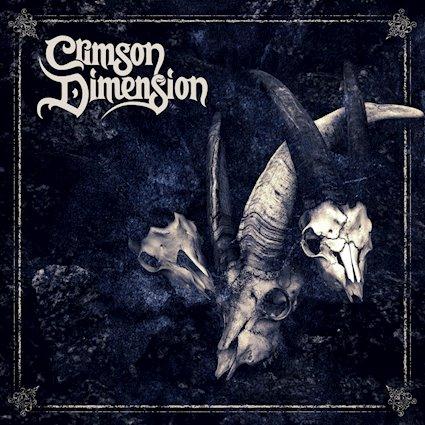 CRIMSON DIMENSION - Crimson Dimension cover
