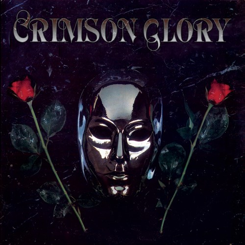 CRIMSON GLORY - Crimson Glory cover