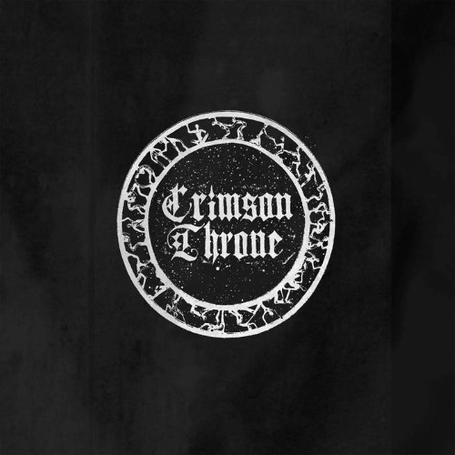 CRIMSON THRONE - Crimson Throne cover