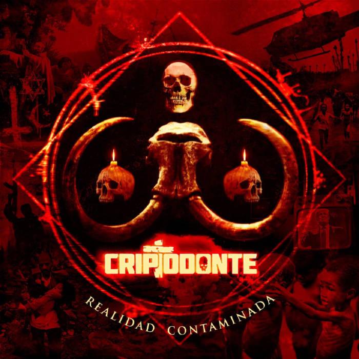 CRIPTODONTE - Realidad Contaminada cover