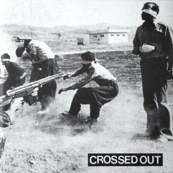 CROSSED OUT - Crossed Out cover