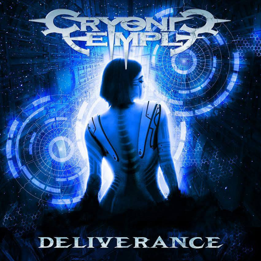 CRYONIC TEMPLE - Deliverance cover
