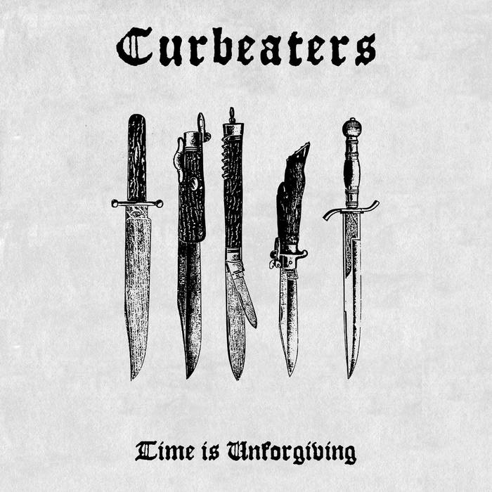 CURBEATERS - Time Is Unforgiving cover