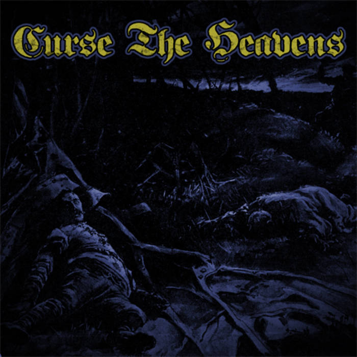 CURSE THE HEAVENS - Curse The Heavens cover