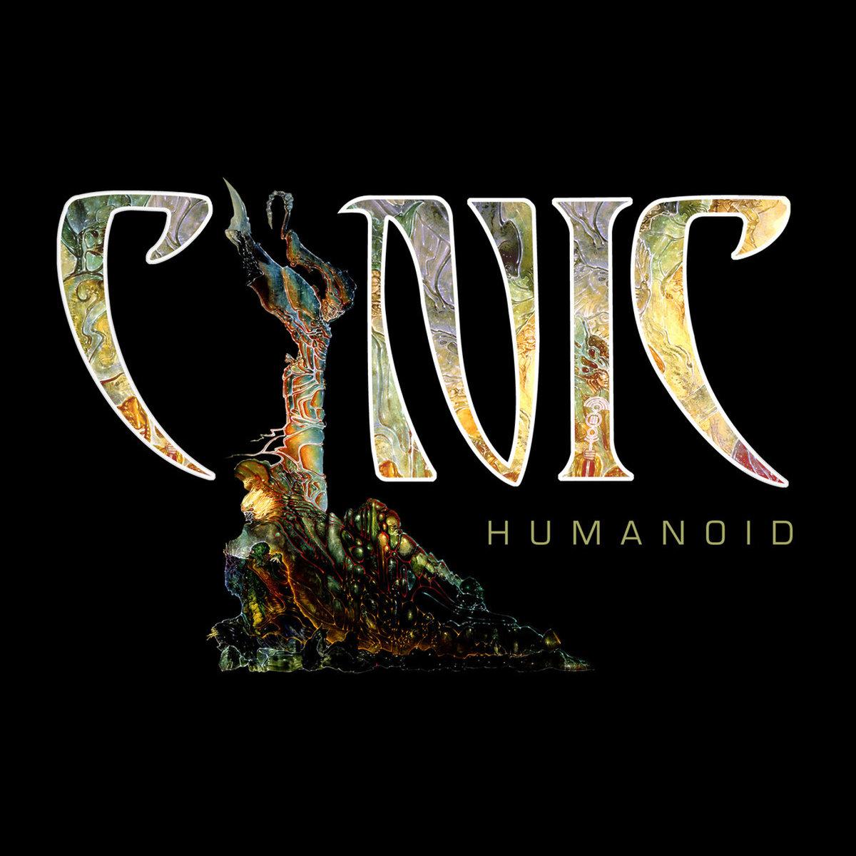 CYNIC - Humanoid cover