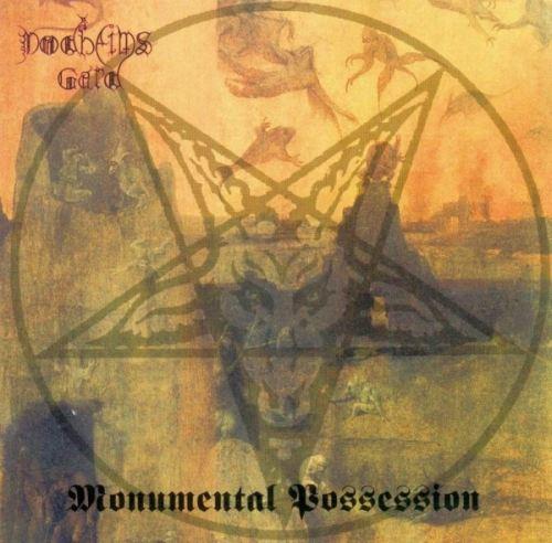 DØDHEIMSGARD - Monumental Possession cover