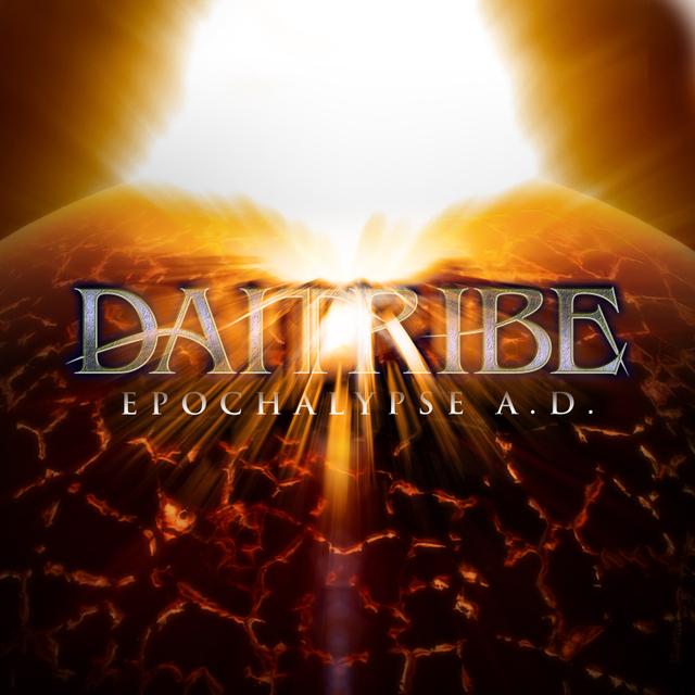 DAITRIBE - Epochalypse A.D. cover