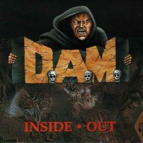 D.A.M. - Inside Out cover