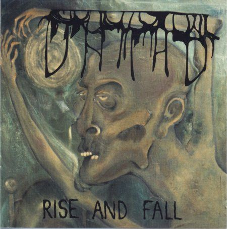 DAMAD - Rise And Fall cover
