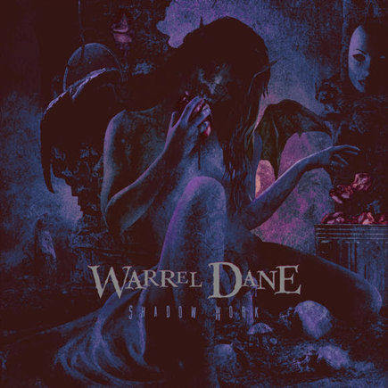 WARREL DANE - Shadow Work cover